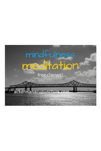 How to Meditate Your Way to Mindfulness (in Anoka)