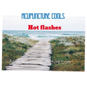 Acupuncture for Hot flashes Blog Pic2