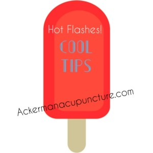 Popsicle Hot Flashes Tips