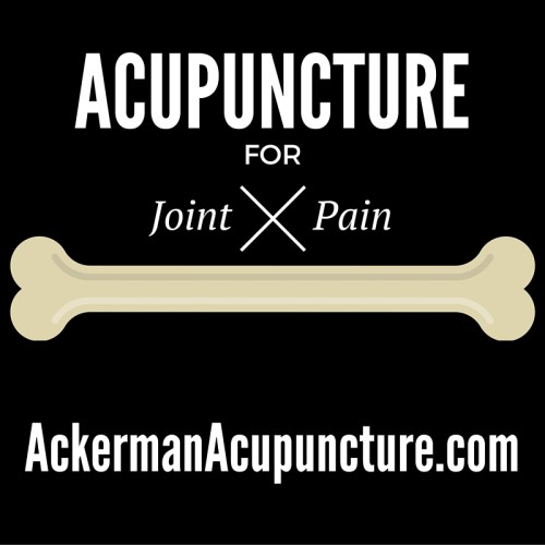 Acupuncture for Arthritis, Joint Pain and Osteoarthritis Pain (in Anoka)