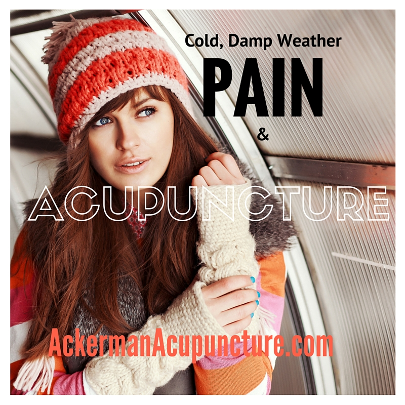 Cold Damp Pain