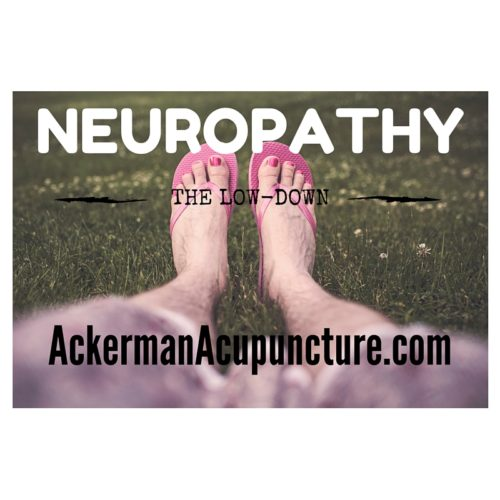 Neuropathy Pain, Numbness, Pins and Needles Sensation and How Acupuncture Treats Neuropathy Pain (in Anoka)