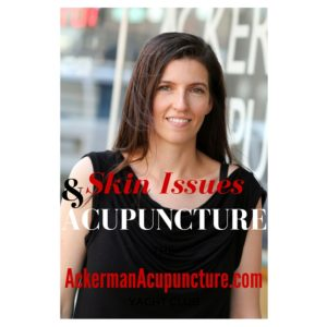 Skin and Acupuncture