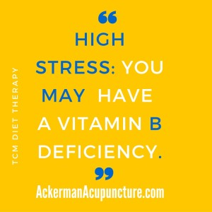 Vitamin B Deficiency