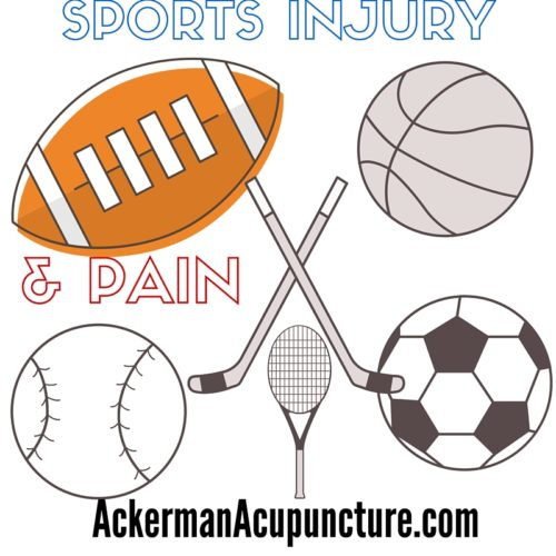 Treat Sports Injury and Pain with Acupuncture (Near Ramsey, MN)