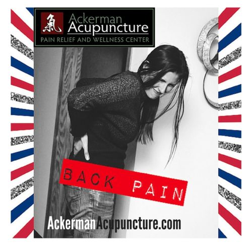 Acupuncture for Back Pain Due to Spinal Stenosis (near Coon Rapids, MN)