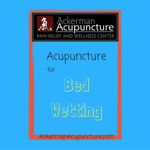 Acupuncture Treatment for Bed Wetting (near Andover, MN)