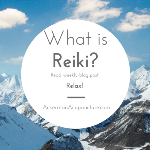 What is Reiki (in Anoka, MN)?