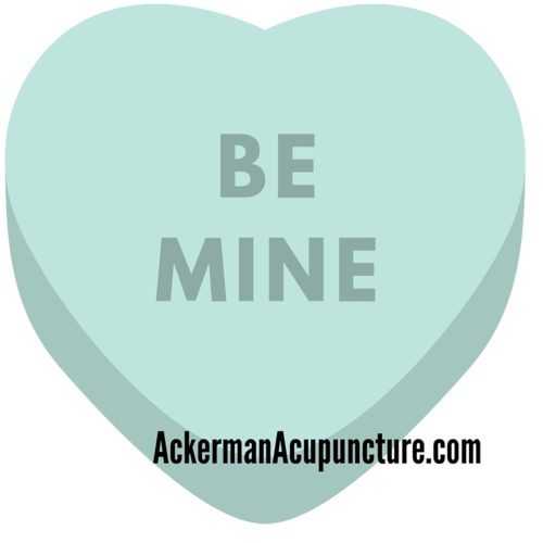 Get A Valentine's Day Gift Certificate For Your Sweetheart at Ackerman Acupuncture and Massage (in Anoka, MN)