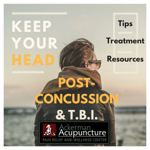 How To Keep Your Head After Concussion and T.B.I. - Traumatic Brain Injury (in Anoka, MN)
