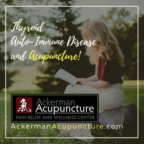 Thyroid, Auto-Immune Disease and Acupuncture (Near Andover, MN)